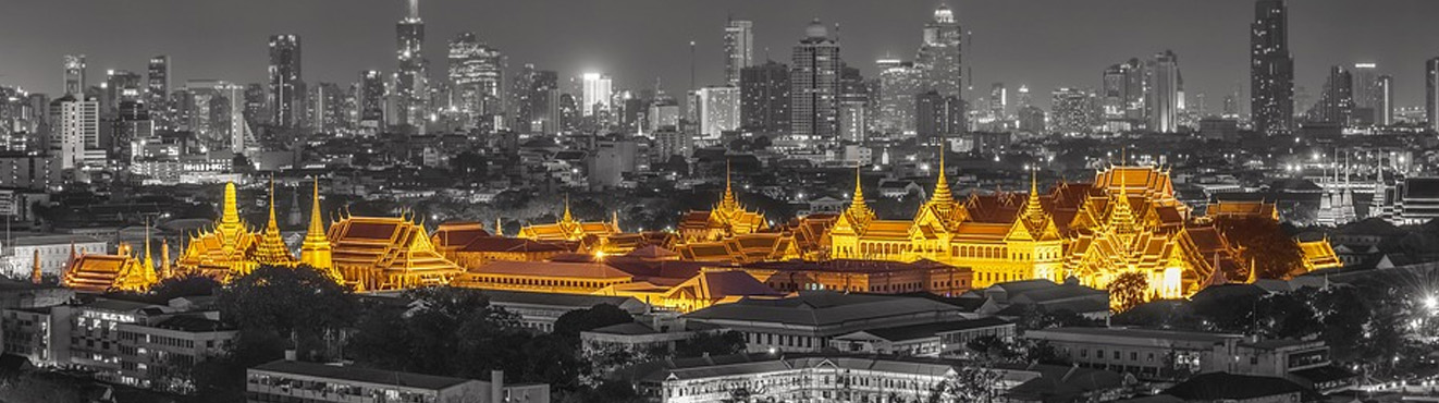 Architecture Asia Bangkok Thailand Ancient