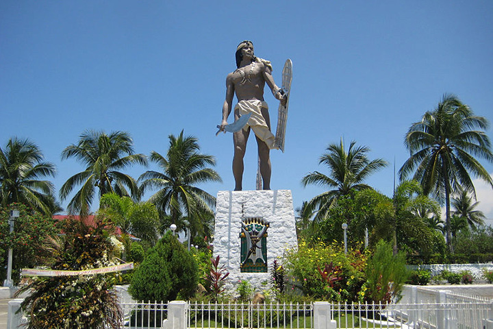Cebu, Lapu-Lapu Shrine PB